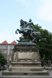 Statue of Jan III Sobieski