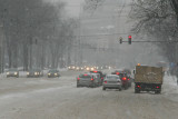 Winter on Streets