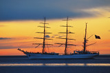 Regata Bicentenario de grandes veleros Velas Sudamerica 2010  /  Sails South America 2010; Bicentennial Regatta