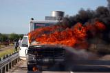Truck Fire  05/08/2010