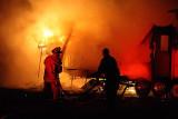 KOA Trailer Fire  03/31/08