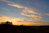 Sunset In Brusno Nowe