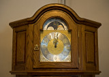 In-box Clock