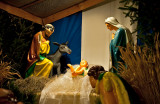 Christmas Crib At  The Holy Spirit Church