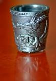 Metal Glass Dragon
