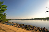 Fishing At Wisla River