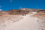 Descending From Kilimanjaro Summit