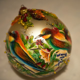 Precious And Stunning Glassball