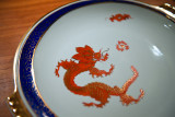 Plate Dragon