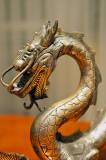 Brass Dragon Head
