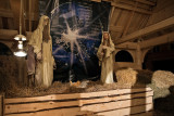 Christmas Crib At Plac Krasinskich