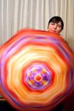 ACTION: Umbrella Spin