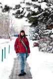 Emily In Winter