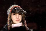 Emi In Snow