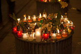 Candles For Victims