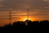 Sunset With Energy