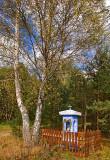 Shrine Under The Birch Tree