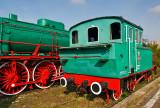 Locomotive OKa1-1