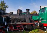 Locomotive TKh 9336