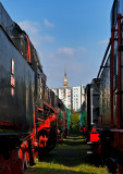 Railroad Worker's Point Of View