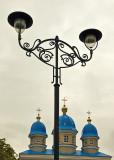 Blue Domes & Lantern