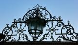 Lamp Among Ornaments