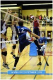 16 mars 2010 Volleyball masculin int.