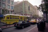 Street car in SF Reala