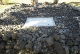 Charles Lindbergh tombstone in Maui @f8 M8