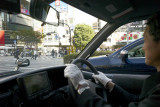 A taxi driver in Japan M8