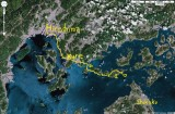 A part of Inner Sea area (Google map)
