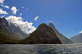 Doubtful and Milford Sound