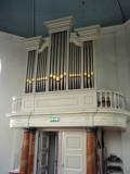Boven Leeuwen, NH kerk interieur, 2007