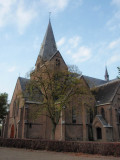 Boven Leeuwen, RK kerk, 2007