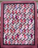 pinks Blocks & Stepping Stones