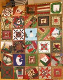 2009 Holiday Quilt