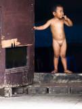 naked boy, Indonesia