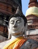 AYUDTHAYA - RECLINING BUDDHA WAT - CHRISTMAS IN THAILAND TRIP 2008 (33).JPG