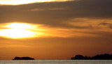 KOH LANTA - 2008 -  SUNSET AT OTTO'S (24).JPG