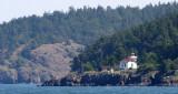 WASHINGTON - SAN JUAN ISLANDS - BURROWS LIGHT HOUSE.JPG