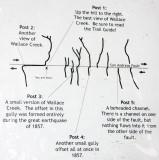 CARRIZO PLAIN NATIONAL MONUMENT CALIFORNIA - WALLACE CREEK SAN ANDREAS FAULT OVERLOOK (3).JPG