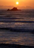 REDWOODS NATIONAL PARK SUNSET - SPRING TRIP TO CAL 2010 (2).JPG