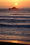 REDWOODS NATIONAL PARK SUNSET - SPRING TRIP TO CAL 2010 (5).JPG