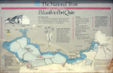 Walk map of Polzeath to Port Quin