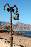 Buggered lamppost :-)