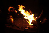 Paradise Hotel, Bedouin fire