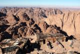 Mt Sinai shops below the summit