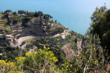 Torre Dello Ziro walk 4 above Atrani