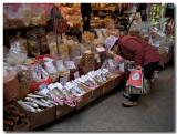 street market ...