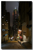 peel street & the centre ...